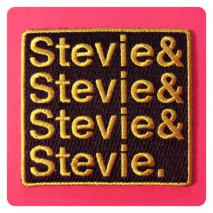 Stevie Nicks Word Patch